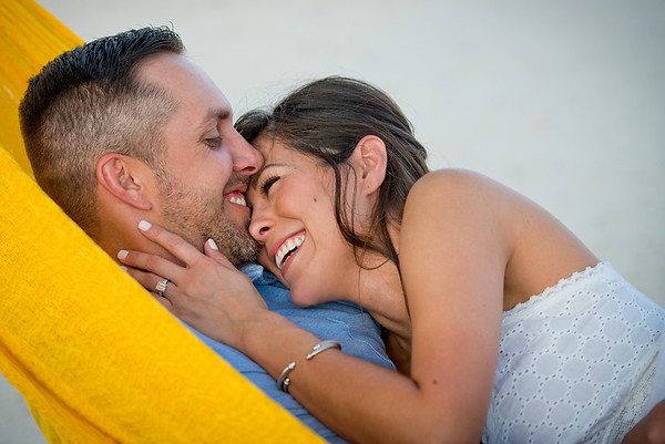 Amanda & Chad - Engagement - Belize - 21st of April 2017