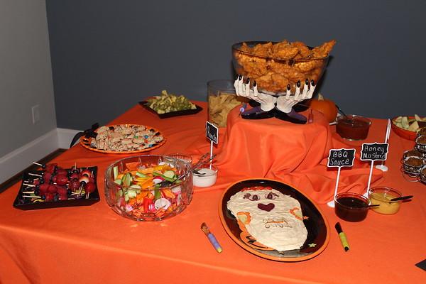 Cox Halloween Party 2017