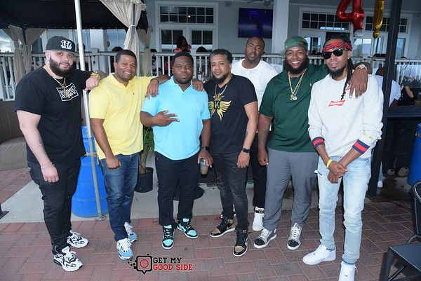 DJ NAIM'S  Out Door Brunch And Day Party