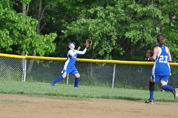 2010 Beaver County Rage 12U Girls Fastpitch Softball