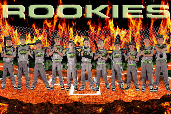 Rookies  Baseball