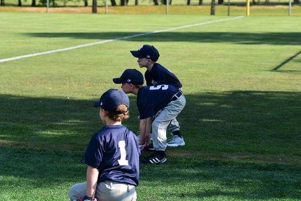 OPC T-Ball Yankees vs Braves 5-25-21