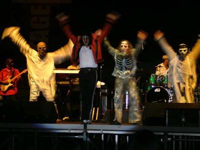 Moonraker Concert at California State Fair