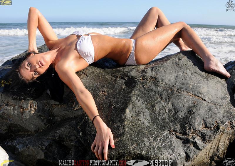 beautiful woman sunset beach swimsuit model 45surf 910,435,