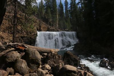 McCloud - Middle Falls