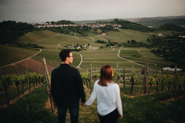 Paula & Mircea - Sedinta foto de logodna in Stuttgart