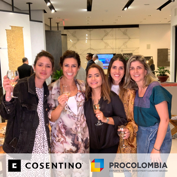 COSENTINO PROCOLOMBIA - SOCIAL BOOTH