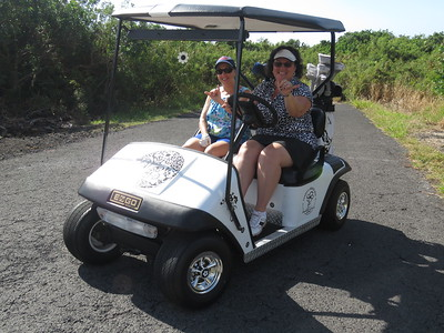 Discovery Harbour Golfing 2/6/15