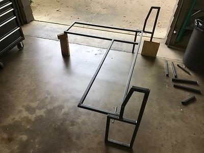 8x18 Toy Hauler Build