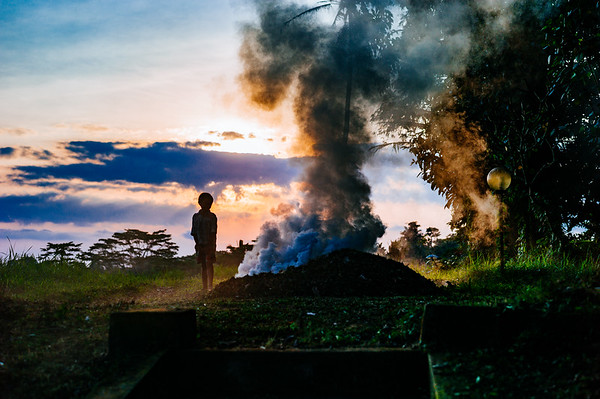 Indonesia, Bali, Countryside