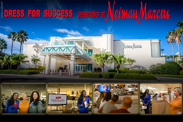 Dress for Success Presentation at Neiman Marcus