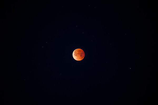 2018-01-31 - San Diego Super Blue Blood Moon Lunar Eclipse