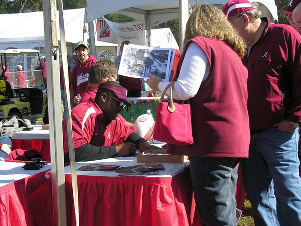 Alabama - Auburn 2006