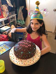 Aveline's 10th Birthday