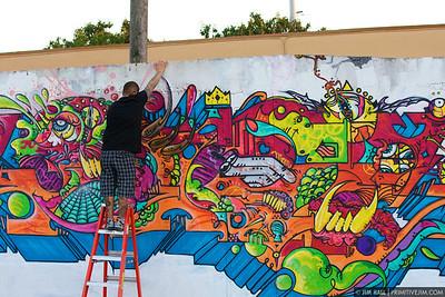 2010 Art Basel Murals/Street Art