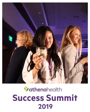 AthenaHealth Success Summit 10/22/19