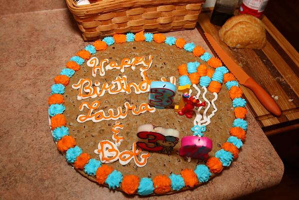 Laura and Bob's Birthday 2015