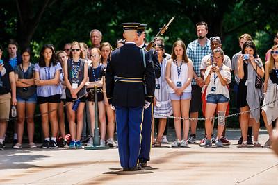Arlington National Cemetery - 2018