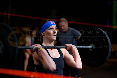 Crossfit Games WOD - Mpls 3-25-12