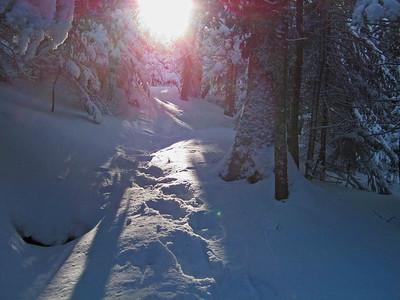 Eisenhower ski and hike