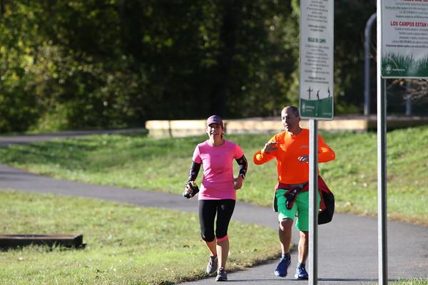 Long Run #25 - Ken Gar South