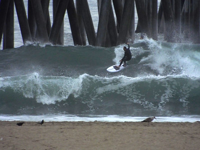 5/18/20 * DAILY SURFING PHOTOS * H.B. PIER