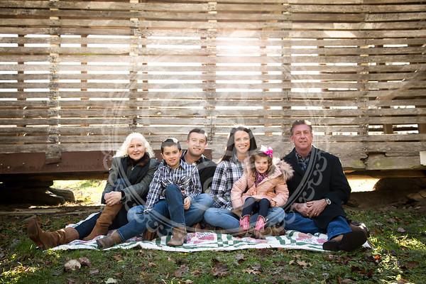 Adams & Keever Family