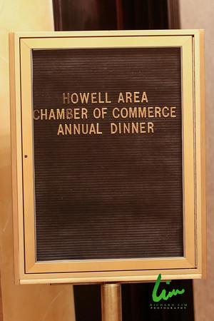 2016-01-21-Howell Chamber Annual Dinner