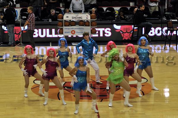 Bulls Pre-Game 2013
