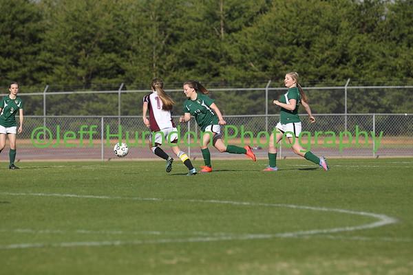 UGHS Soccer JV girls v Ola 3-23-2016