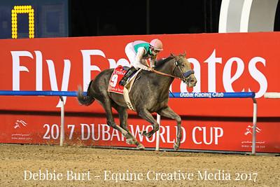 Dubai World Cup Gr1 2000m Dirt