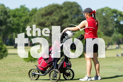Girls Regional Golf Day 2 (4-26-18)