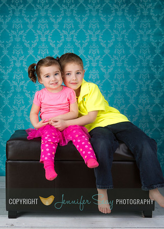 Quinn + Evie