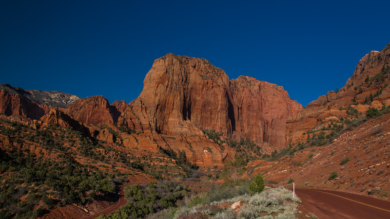 Beatty Point, Kolob Canyon, Zion, Utah