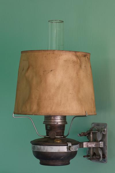Kerosene Caboose Lamp