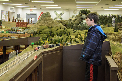 2014 Mar - Model Trains