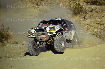 1994 Parker 400 - Birth of the Trophy Trucks