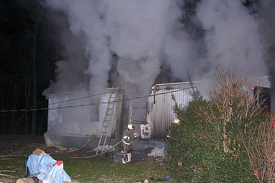 12-05-08 Three Rivers FD Mobile Home Fire