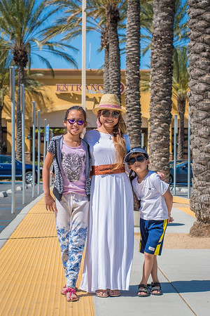 Cabazon Outlet:  May 21, 2017
