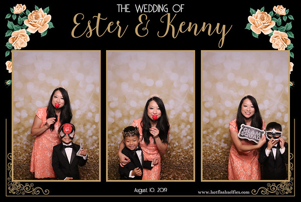 Kenny and Ester