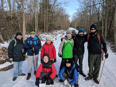 January 25-27 Troop 98 Ski Weekend