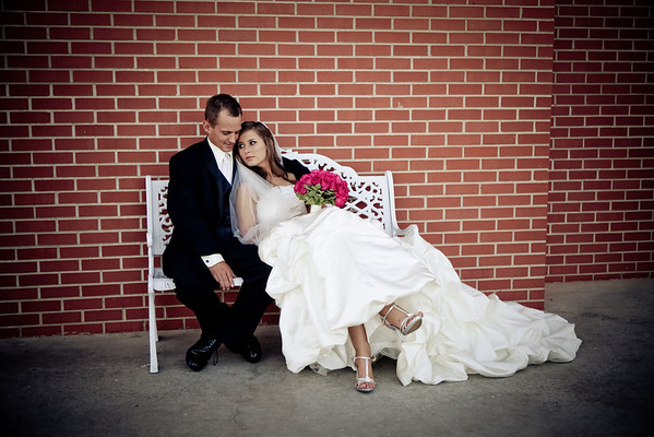 Gragg and Candace's Wedding