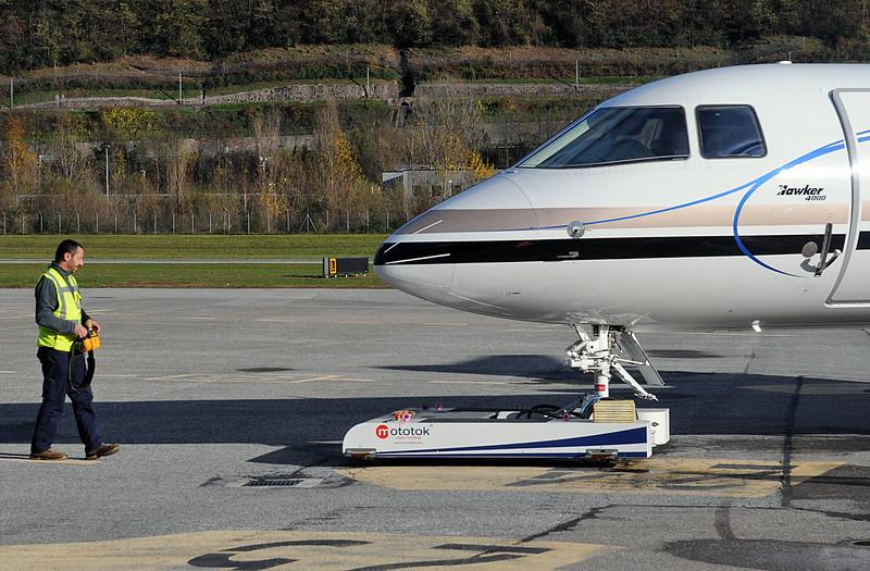 Lugano Airport - 22.11.2015