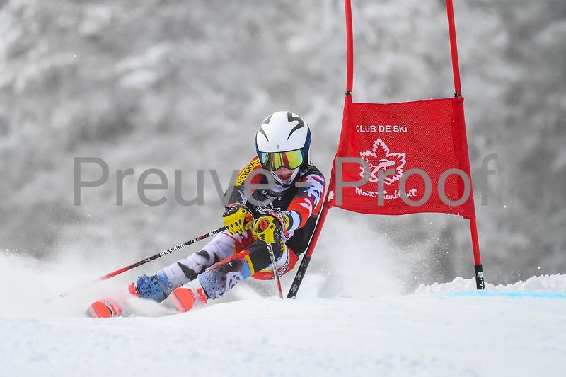 2021-02-25 Club De Ski Camp De Vitesse