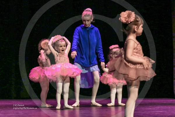 """Little Miss Muffet/Itsy Bitsy Spider"" - Boogie Babies, June 2017 Recitals."