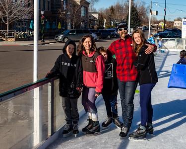 Ice Skating - 1-2-2020
