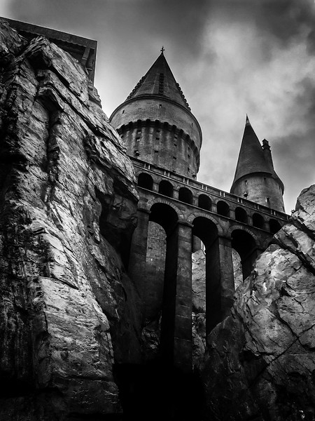 The Towers of Hogwarts
