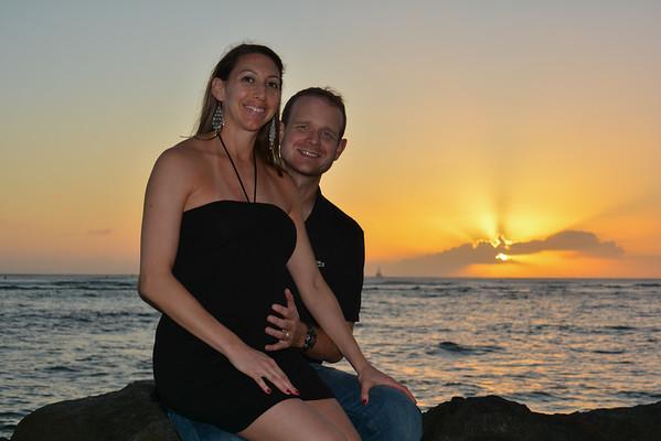Lisa & Bernard at HHV 11-29-15