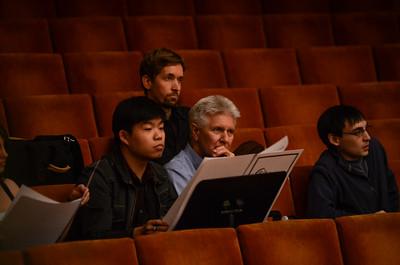 UofL Symphony Orchestra Spring 2014