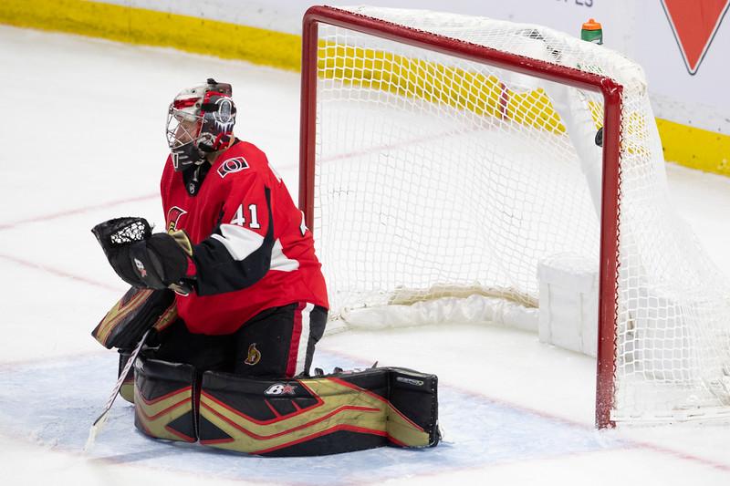 NHL 2018: Devils vs Senators  NOV 06